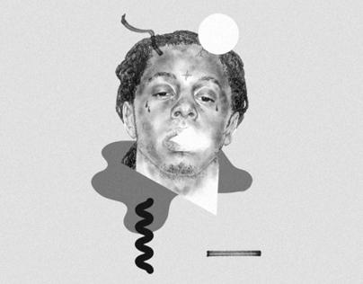Lil' Wayne Portrait