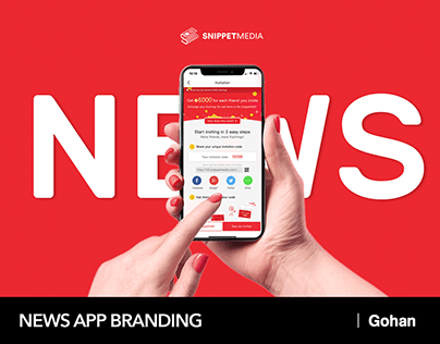 SnippetMedia App