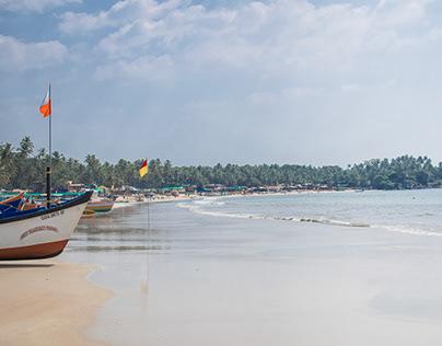 A Day in Goa