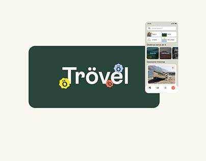 Trövel - Digital Product Design