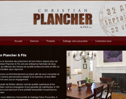 Christian Plancher & Fils
