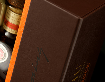 Whisky Cardhu, Amber Rock |Glasspack