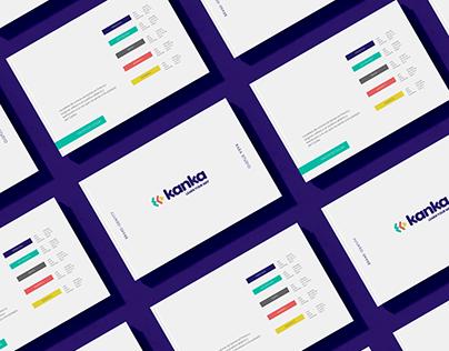 Kanka brand identity design