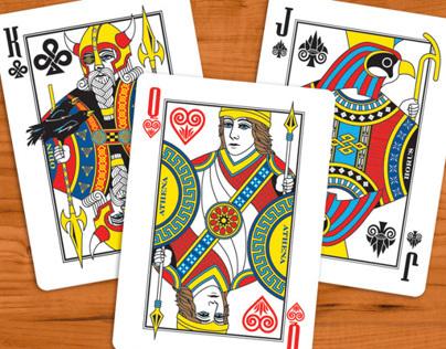Mythical Gods Card Deck