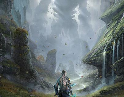 Transcendant Promotional Poster