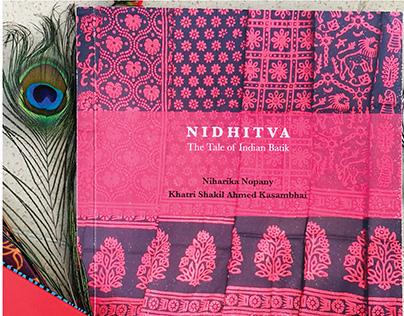 NIDHITVA — The Tale of Indian Batik