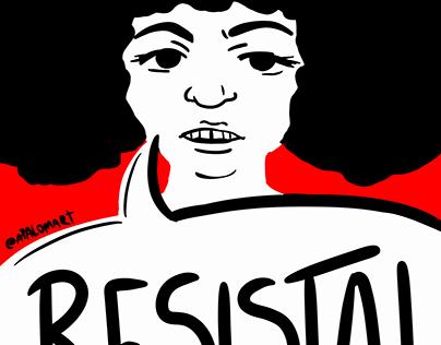 RESISTA! - Poster