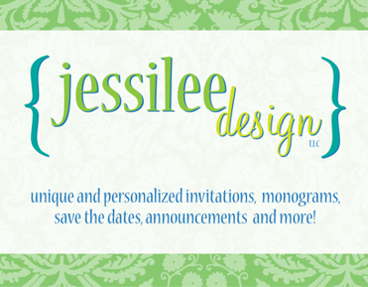 Jessilee Design - Invitations & Announcements