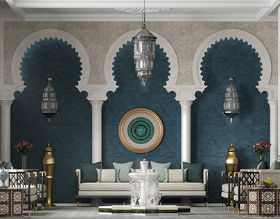 andalusian design hall in riyadh