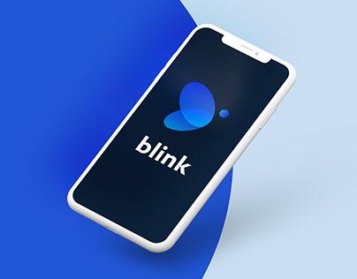 Blink Logo Design
