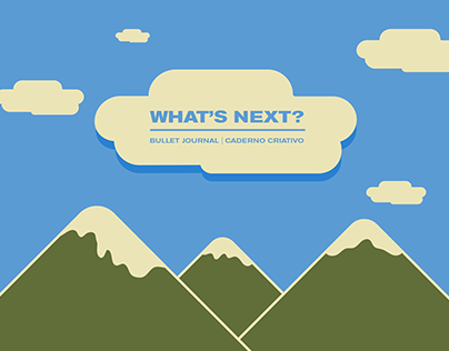 What's Next - Creative Notebook