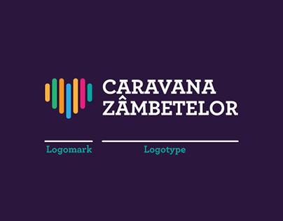 Caravana Zambetelor  |  Brand Identity Development