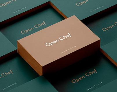 Branding for: Open Chef