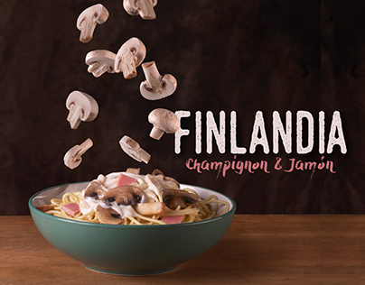 Finlandia Champignon y Jamón | La Serenísima