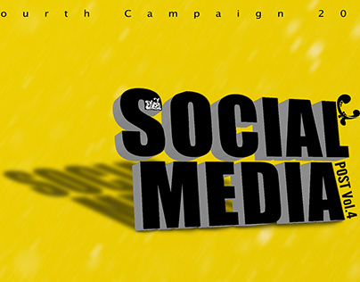 Social Media Campaign Vol.4