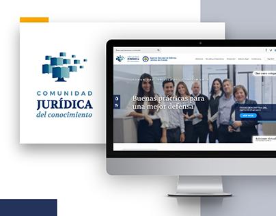 2020 - WEB :: Comunidad Jurídica del Conocimiento CJC