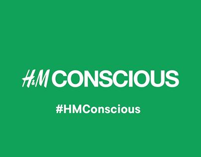 H&M Conscious // Animation Series