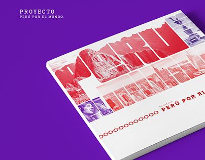 Brochure - Proyecto Perú por el mundo.