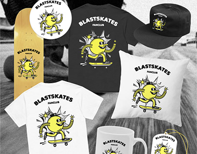 Blastskates competition