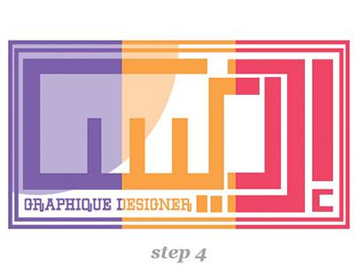 "logo ""graphique designer"""