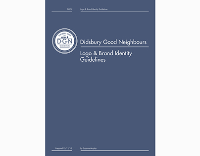 DGN Brand Guidlines
