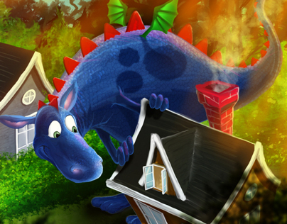 Oscar and Olivia and the Snotdragon - App for iTunes