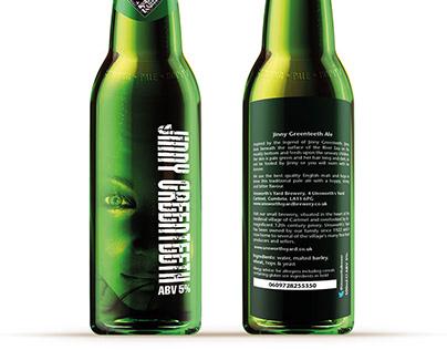 Jinny Greenteeth Beer