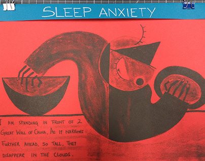 Sleep Anxiety; 2nd edition