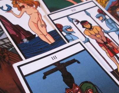 Cartas Tarot Mitología Chile