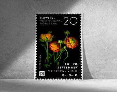 Flowers 2020 /Brand Identity