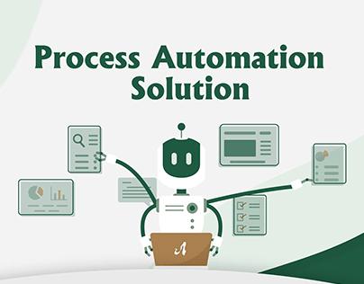 資訊圖表-流程自動化解決方案 process automation solution