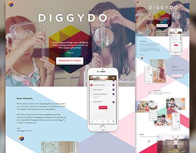 Diggy-Do Chore Tracking App