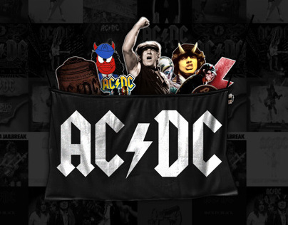 ACDC Official Website