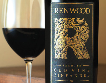 Renwood Winery Rebranding project