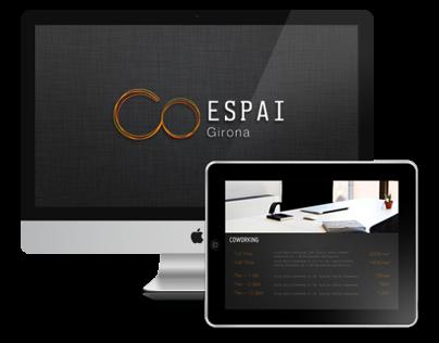 CoEspai Branding Design