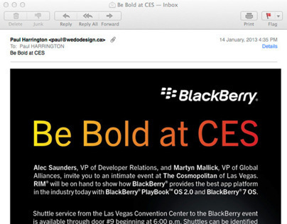 Be Bold at CES