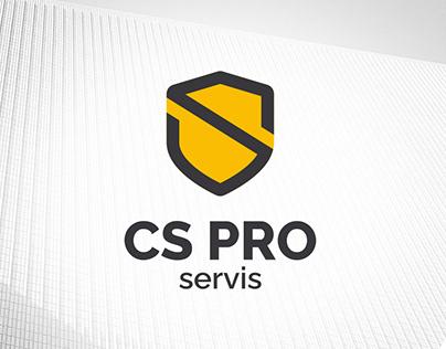 Logo Design - CS PRO servis