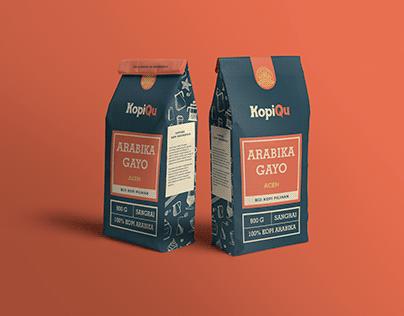Branding - KopiQu