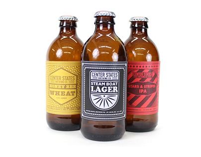 Center States Brewing Co. Brand