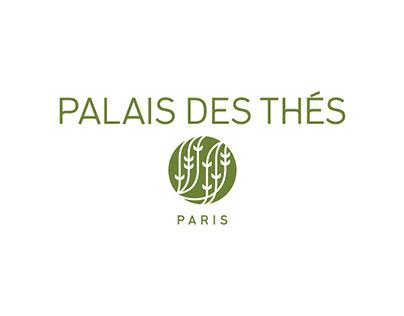 Brochure Palais des Thés