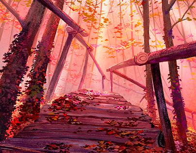 Autumn After The Rain.