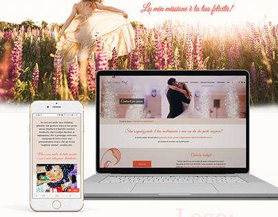 Web Design/ UI-UX: Pure Dreams Events