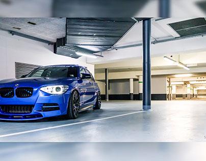 BMW 1er Photoshoot - part 1