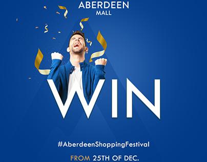 Aberdeen mall social media campaign