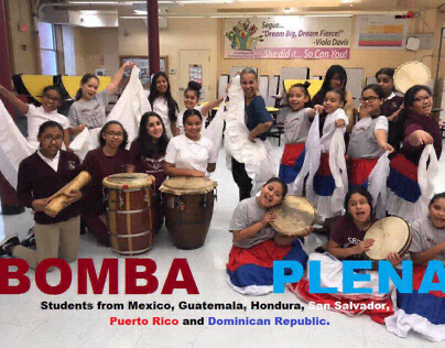 Bomba and Plena Carnaval Project-2019