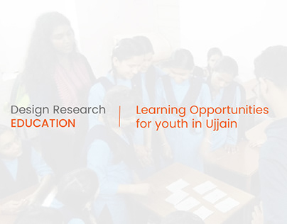 Design Research - Education