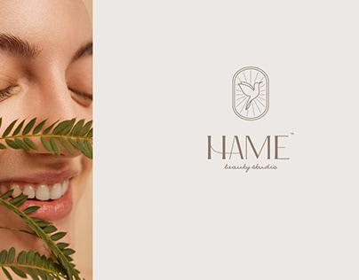 Дизайн логотипа для салона красоты
