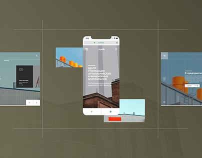 Website | UI/UX | Cuaib