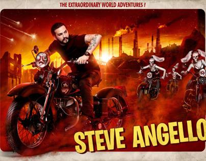 Steve Angello Photoshoot