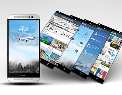 Cedar Wings Mobile App